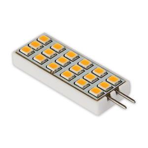 VOLT® 3W G4 LED Flat Uni-Directional Bi-Pin 2700K Bulb (20W Halogen Replacement)