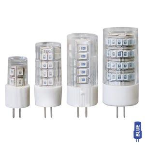 VOLT® G4 LED Bi-Pin Color Bulb (Deep Blue)