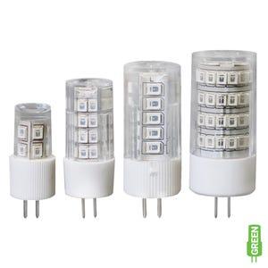 VOLT® G4 LED Bi-Pin Color Bulb (Leafy Green)