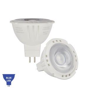 VOLT® 6W Multi Source LED MR16 Color Bulb (Deep Blue)