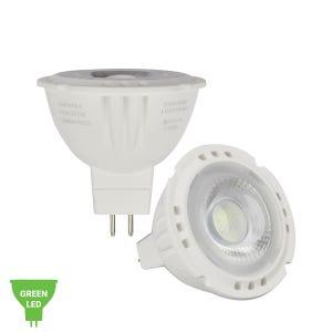 VOLT® 6W Multi Source LED MR16 Color Bulb (Leafy Green)