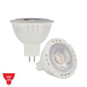 VOLT® 6W Multi Source LED MR16 Color Bulb (Rich Red)