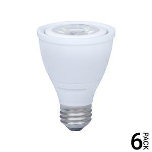 VOLT® PAR20 8W LED Bulb (50W Halogen Replacement) - 6 Pack