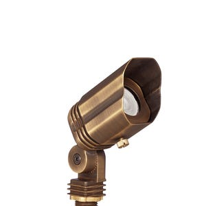 VOLT® MR11 Lusitano Cast Brass Spotlight (Bronze)