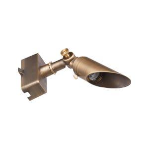 VOLT® Tri-Hub Ultra-Slim Brass Downlight (Bronze)