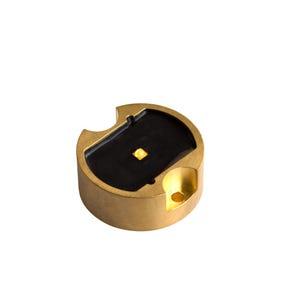 VOLT® BuddyPro™ Plus Brass LED Bi-Pin Puck Light (2700K)