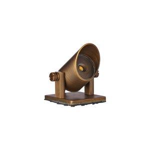 VOLT® Mini Brass LED Underwater Pond Light (Bronze)