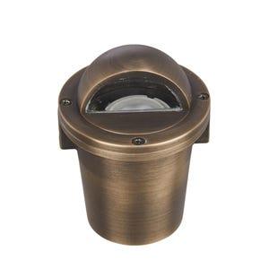 VOLT® Salty Dog MR11 Beacon Brass In-Grade Light (Bronze)