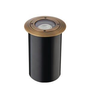 VOLT® Salty Dog MR11 Brass Well Light (Bronze)